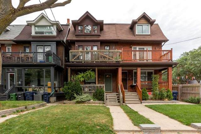 37 Langford Ave, Toronto, ON M4J 3E4 (#E5386362) :: Royal Lepage Connect
