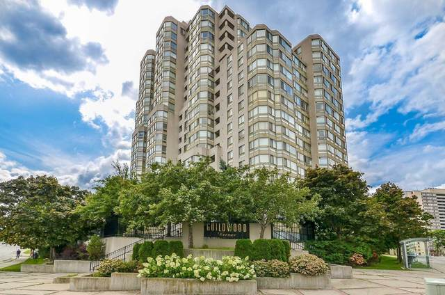 3233 E Eglinton Ave #402, Toronto, ON M1J 3N6 (#E5388810) :: Royal Lepage Connect