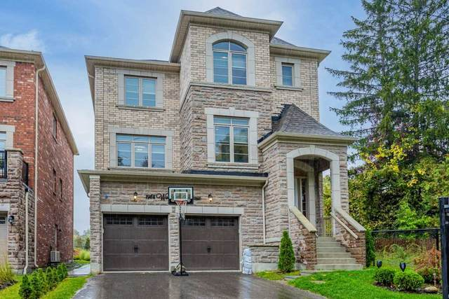1964 Woodview Ave, Pickering, ON L1V 1L6 (#E5393528) :: Royal Lepage Connect