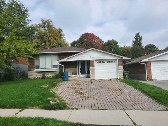 153 Thicketwood Dr, Toronto, ON M1J 2A4 (#E5394680) :: Royal Lepage Connect