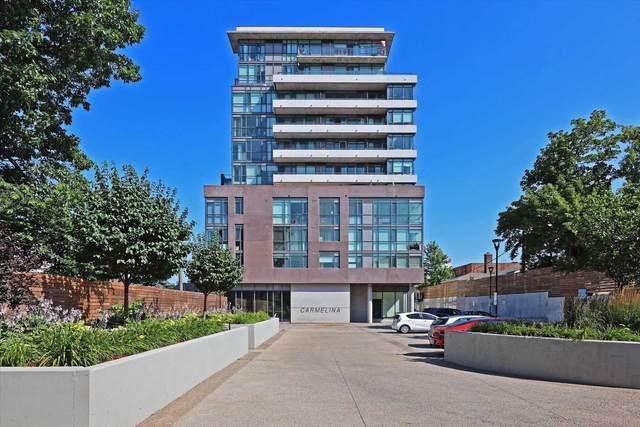 2055 Danforth Ave #206, Toronto, ON M4C 1J8 (#E5396016) :: Royal Lepage Connect