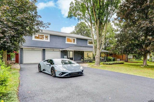 420 Concession 3 Rd, Pickering, ON L1X 2R4 (#E5397574) :: Royal Lepage Connect