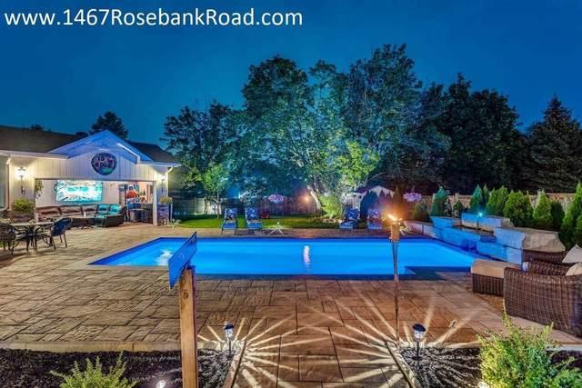 1467 Rosebank Rd, Pickering, ON L1V 1P3 (#E5397702) :: Royal Lepage Connect
