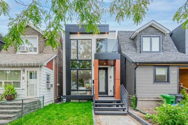 8 Aldwych Ave, Toronto, ON M4J 1X2 (#E5397902) :: Royal Lepage Connect