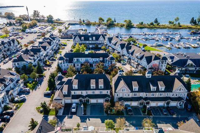 1295 Wharf St #33, Pickering, ON L1W 1A2 (#E5400715) :: Royal Lepage Connect