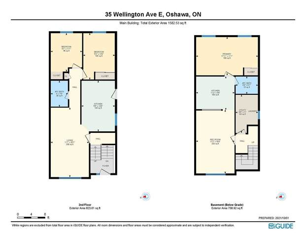 35 E Wellington Ave, Oshawa, ON L1H 8P1 (#E5401256) :: Royal Lepage Connect