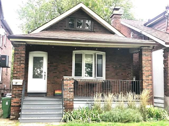 17 Avonlea Blvd, Toronto, ON M4C 5E4 (#E5401257) :: Royal Lepage Connect