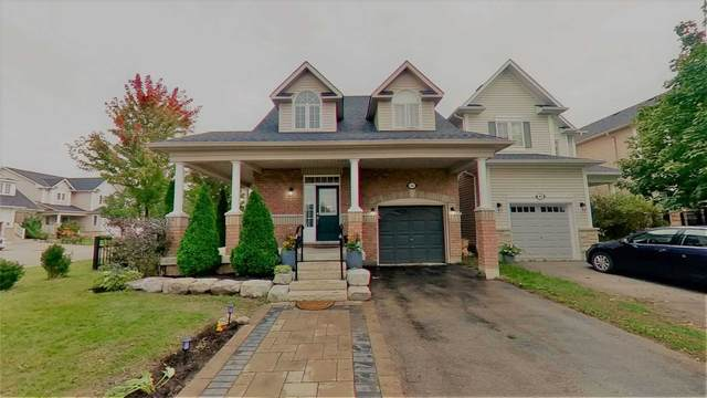50 Kenilworth Cres, Whitby, ON L1M 2M6 (#E5401400) :: Royal Lepage Connect
