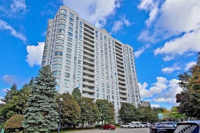 5001 E Finch Ave #607, Toronto, ON M1S 5J9 (#E5402071) :: Royal Lepage Connect
