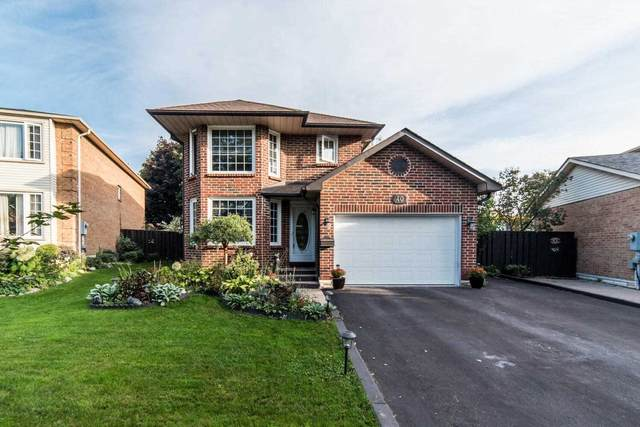 40 Fearn Cres, Ajax, ON L1S 5L5 (#E5402272) :: Royal Lepage Connect