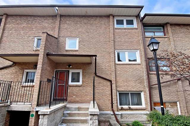 91 Muir Dr #76, Toronto, ON M1M 3T7 (#E5402408) :: Royal Lepage Connect