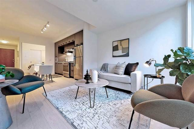 1331 E Queen St #311, Toronto, ON M4M 1K9 (#E5402451) :: Royal Lepage Connect