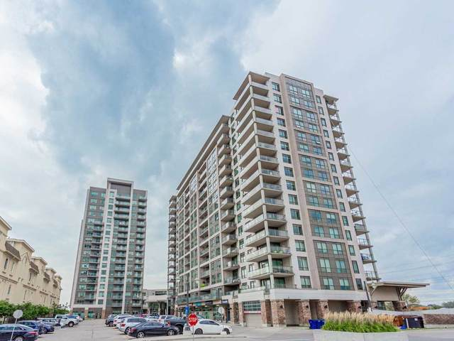 1235 Bayly St #1201, Pickering, ON L1W 1L7 (#E5403070) :: Royal Lepage Connect