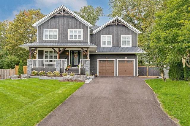 18 Hiley Ave, Ajax, ON L1S 6H5 (#E5403354) :: Royal Lepage Connect