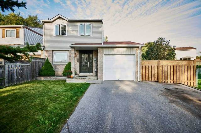 36 Banner Cres, Ajax, ON L1S 3S9 (#E5403463) :: Royal Lepage Connect