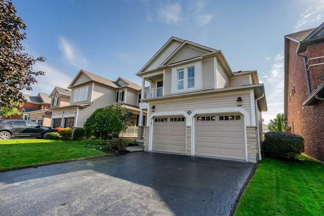 19 Cody Ave, Whitby, ON L1M 1K7 (#E5403541) :: Royal Lepage Connect