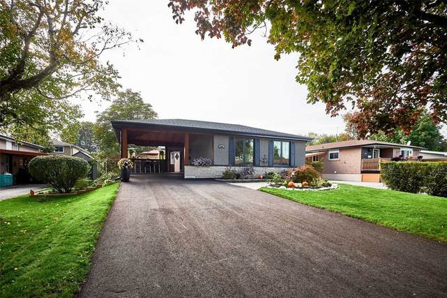 844 Miriam Rd, Pickering, ON L1W 1X6 (#E5403718) :: Royal Lepage Connect