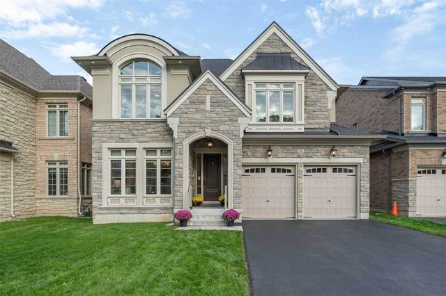 541 Cliffview Rd, Pickering, ON L1W 0B2 (#E5403760) :: Royal Lepage Connect