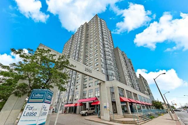 2550 Lawrence Ave #816, Toronto, ON M1P 4Z3 (#E5404191) :: Royal Lepage Connect