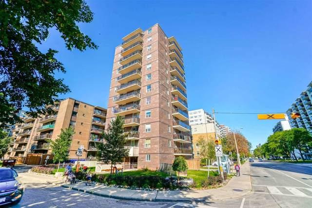 1145 Logan Ave #501, Toronto, ON M4K 3G9 (#E5404214) :: Royal Lepage Connect