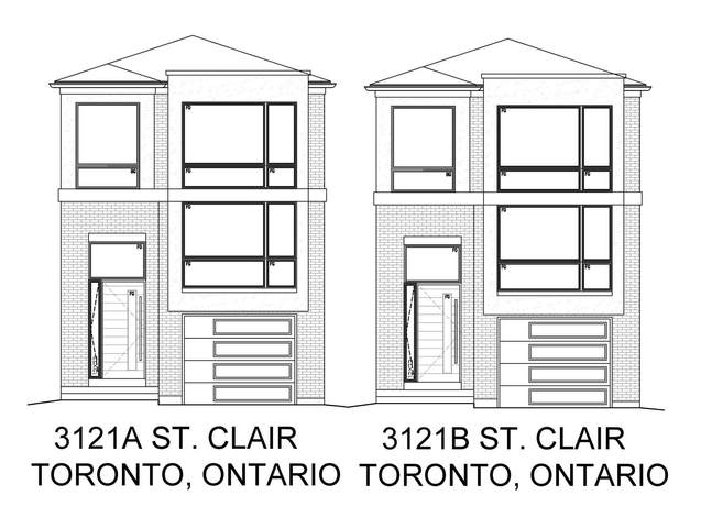 3121 E St Clair Ave, Toronto, ON M1L 1V1 (#E5404284) :: Royal Lepage Connect