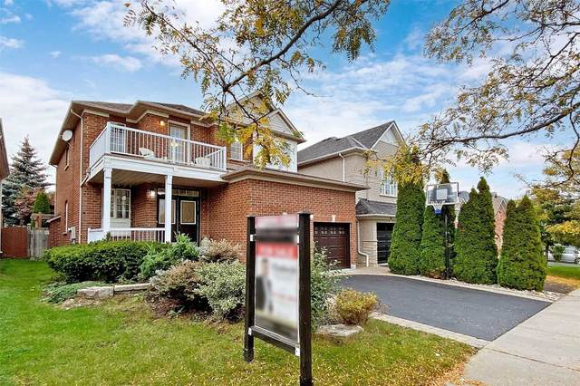 933 Wingarden Cres, Pickering, ON L1V 7C4 (#E5404575) :: Royal Lepage Connect