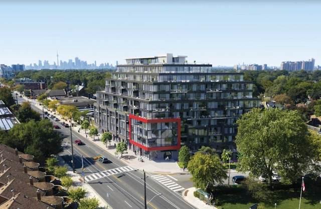 1496 Kingston Rd #623, Toronto, ON M1N 1R6 (#E5404622) :: Royal Lepage Connect