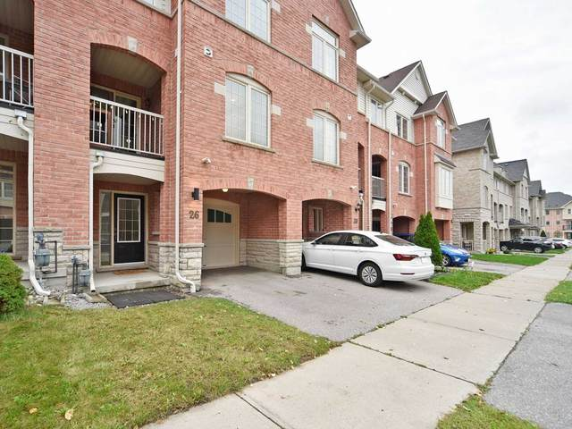 26 Linnell St, Ajax, ON L1Z 0K9 (#E5404715) :: Royal Lepage Connect