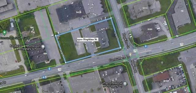 1500 Hopkins St, Whitby, ON L1N 2C3 (#E5405912) :: Royal Lepage Connect