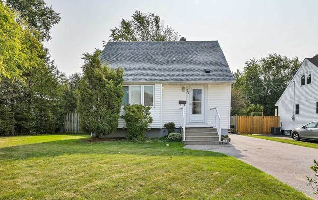 76 Kings Cres, Ajax, ON L1S 1R2 (#E5406494) :: Royal Lepage Connect