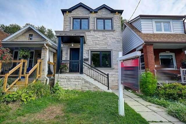 351 Sammon Ave, Toronto, ON M4J 2A6 (#E5406843) :: Royal Lepage Connect