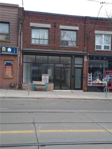 1927 E Gerrard St, Toronto, ON M4L 2C2 (#E5406880) :: Royal Lepage Connect