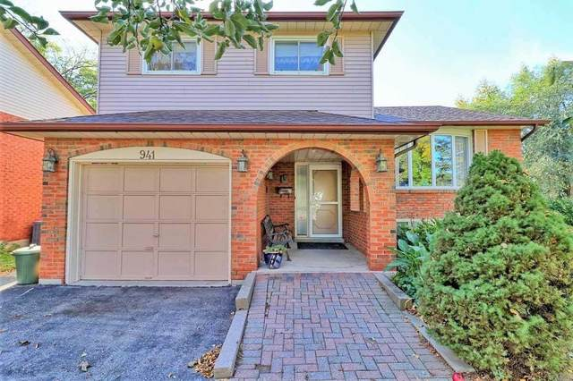 941 William Booth Cres, Oshawa, ON L1G 7N3 (#E5407661) :: Royal Lepage Connect