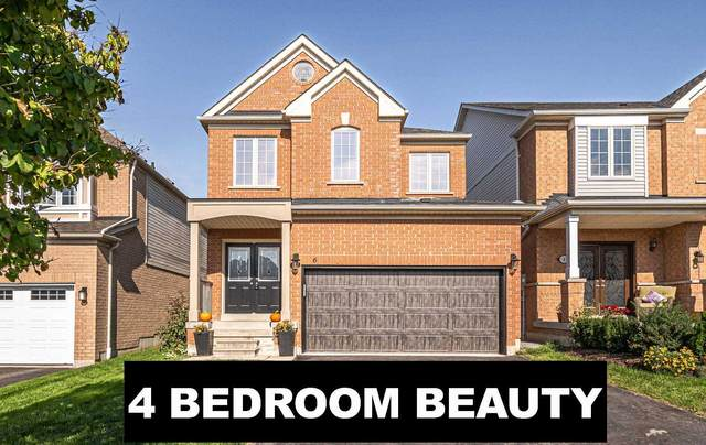 6 Lonsdale Crt, Whitby, ON L1P 1R8 (#E5407707) :: Royal Lepage Connect