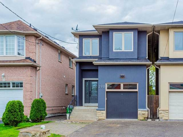 298 Aylesworth Ave, Toronto, ON M1N 2K2 (#E5408238) :: Royal Lepage Connect