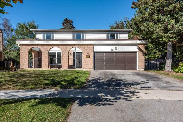 36 Roydawn Crt, Toronto, ON M1C 3C7 (#E5408534) :: Royal Lepage Connect