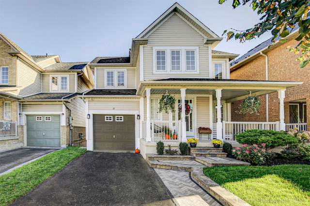 33 Woolf Cres, Ajax, ON L1S 7N5 (#E5408899) :: Royal Lepage Connect