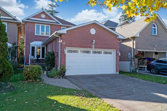 15 Fothergill Crt, Whitby, ON L1P 1K8 (#E5409159) :: Royal Lepage Connect