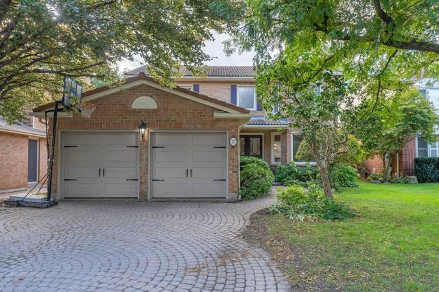 27 E Chatsworth Cres, Whitby, ON L1R 1J4 (#E5409223) :: Royal Lepage Connect