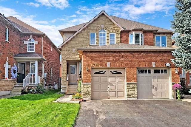 1738 Silver Maple Dr, Pickering, ON L1V 6X9 (#E5409354) :: Royal Lepage Connect