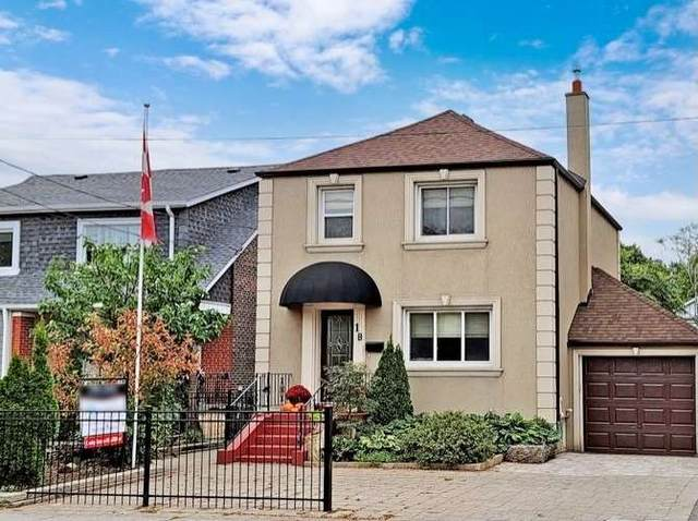 1B Mortimer Ave, Toronto, ON M4K 1Z7 (#E5409625) :: Royal Lepage Connect