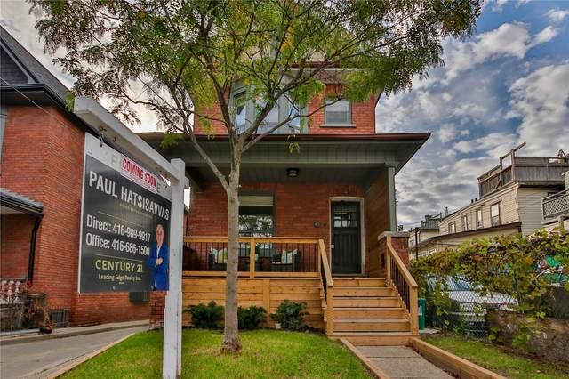 43 Harcourt Ave, Toronto, ON M4J 1J3 (#E5409777) :: Royal Lepage Connect