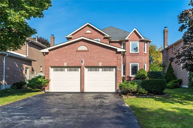 61 Bluebell Cres, Whitby, ON L1P 1L2 (#E5409787) :: Royal Lepage Connect