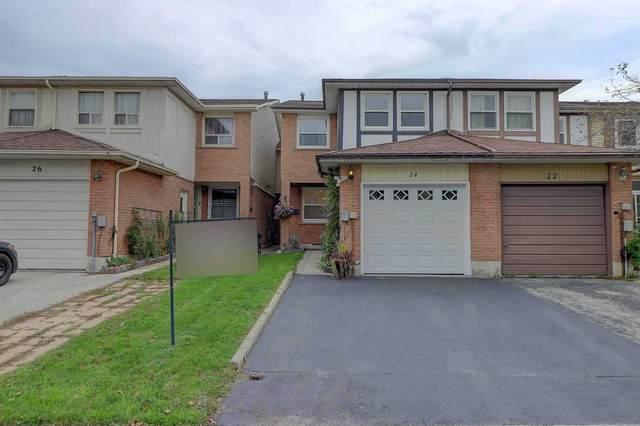 24 Copperwood Sq, Toronto, ON M1V 2C1 (#E5410356) :: Royal Lepage Connect
