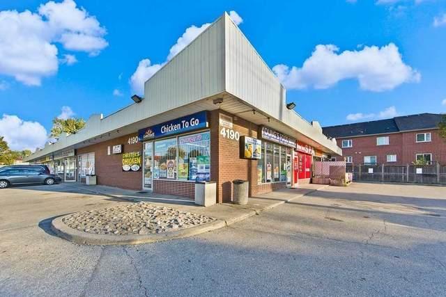 4190 Kingston Rd 3-4, Toronto, ON M1E 4W1 (#E5410632) :: Royal Lepage Connect