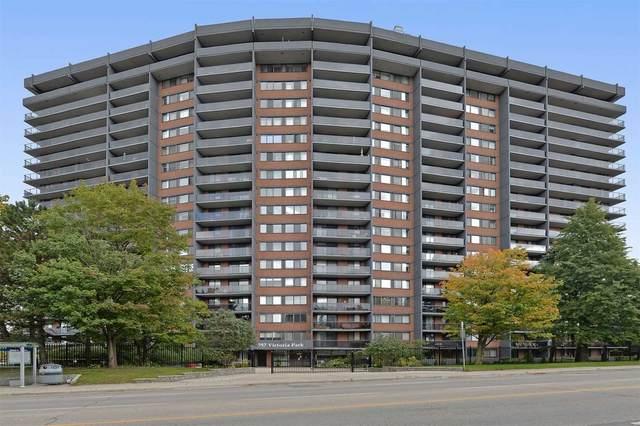 757 Victoria Park Ave #1408, Toronto, ON M4C 5N8 (#E5410642) :: Royal Lepage Connect