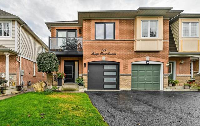 168 Rouge Forest Cres, Pickering, ON L1V 7A1 (#E5410700) :: Royal Lepage Connect