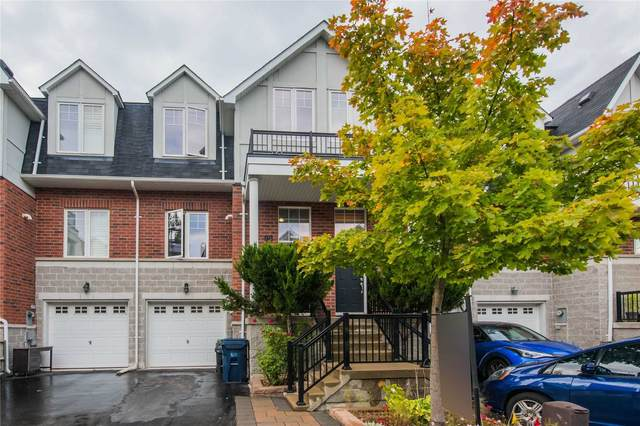 98 John Bell Cres, Toronto, ON M1L 0G5 (#E5410999) :: Royal Lepage Connect