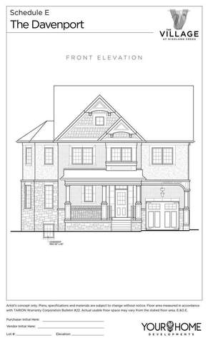 Lot7-7 Franklin Ave, Toronto, ON M1C 1N8 (#E5411105) :: Royal Lepage Connect