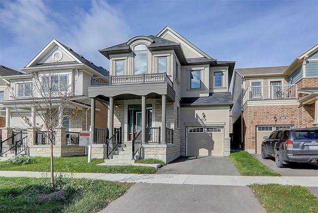 85 Westfield Dr, Whitby, ON L1P 0E9 (#E5411362) :: Royal Lepage Connect